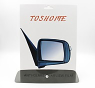 TOSHOME Anti-glare Film for Inside Rearview Mirrors for BMW 3 Series GT 2013-2014