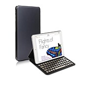 Ultra Thin Wireless Bluetooth V3.0 Keyboard with Smart Case Cover  For iPad mini 1/2/3(Assorted Color)
