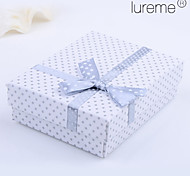 Lureme®Paper Made Bowknot Spots Gift Box(Assorted Colors)