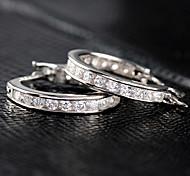 Fashion Earrings Jewelry,in 925 Sterling Silver Earrings Jewelry,Cubic Zirconia Earrings,Women's Earrings Jewelry