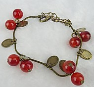 Restore Ancient Ways Small Sweet Cherry Gift Beautiful Bracelet