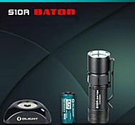 Olight S10R Baton CREE XM-L2 4Modes Rechargeable EDC LED Flashlight