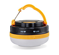 SUBOOS 5-Mode SMD LED Mini Tent Lamp(180LM,3*AA,Yellow)