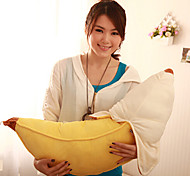 Valentine'S Day Lovely Skinned Practical Plush Toys Personality Pillow Cushion For Leaning On Of Bananas(35Cm)
