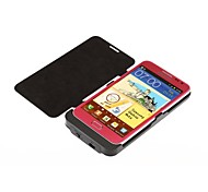 3600 mAh External Backup Battery Charger Case for Samsung Galaxy Note i9220 - Black