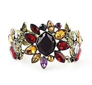 2014 New Coming Christmas Gift Colorful Rhinestone Women Trendy Bracelet