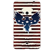 Eagle Design Hard Case for Nokia N625