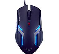 730gt bs juegos usb ratón 1600dpi luminosa