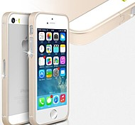 Metal Bumper Frame Case for iPhone 5/5S (Assorted Colors)