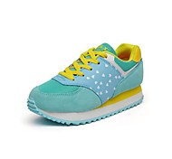 Chao Xi CAX New Noctilucent Shoes Women's Flat Shoes with 3.4CM Increased Bottom