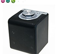 KUBEI® MiNi Classic Hands-free Wireless V3.0 Bluetooth Speaker with Mic Usb Aux IN TF for /Mp3/ iPhone/Laptop + More