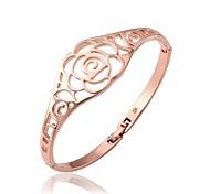 Fashion Plating Rose Classic Fashion Women Bracelet