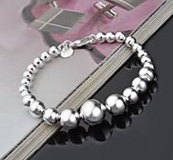 Women's Bracelets Alloy Strand Beading Handmade Bracelets