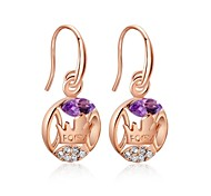 18 k Gold Plated Earring