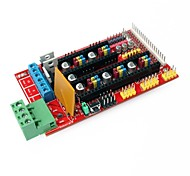 3D Printer Controller RAMPS 1.4 Shield Board  for 3D Printer