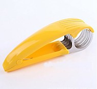 Stainless Steel Banana Slicer