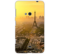 Tower Pattern Hard Case for Nokia N625