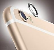 haute protection dorsale de lentille de la caméra transparente pour iPhone 6s / 6 plus
