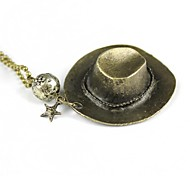Walking Death The Cowboy Hat Necklace