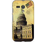 Castle Design Hard Case for Motorola MOTO G
