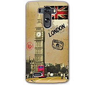 Sights of London Design Hard Case for LG G3