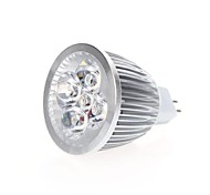 Focos Decorativa MR16 GU5.3 5 W 5 LED de Alta Potencia 500 LM white(5000-6500k) / warm white(2800-3500K) K Blanco Cálido/Blanco FrescoDC