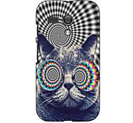 Dream Catcher Cat Design Hard Case for Motorola Moto g