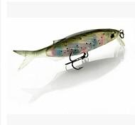 vendita calda 8,3 centimetri / 6.6g duri esche trota dei ciprinidi Pesca esche da pesca (2 pezzi)