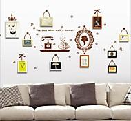 photo sticker mural de cadre