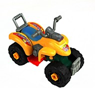 Children's Puzzle Assembled ATV Motorcycle
