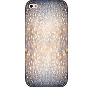 mosaico caso posteriore duro per iPhone 4 / 4S