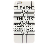 Fashion Design Hard Case for iPhone 6