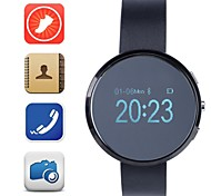"Aoluguya E47 Smart Watch Phone with 0.95"" OLED/Remote Taking Photo/Pedometer/Sleep Monitor/Anti-lost (Assorted Colors)"