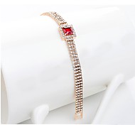 Fashion Gem Diamond Bracelet  #76-1