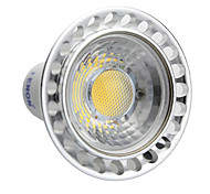 5W GU10 LED Spotlight MR16 COB 400-450 lm Warm White / Cool White AC 100-240 V