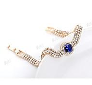 Fashion Gem Diamond Bracelet  #75-1