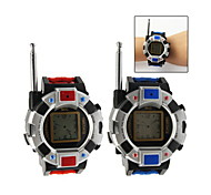 One Pair of Watch 2-Way Radio Walkie Talkie Interphone Toy with Antenna