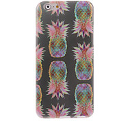 Pineapple Design Soft Case for iPhone 6 Plus