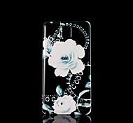 caso duro del patrón de flores para Samsung Galaxy Note 3