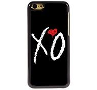 X.O Design Aluminum Hard Case for iPhone 5C