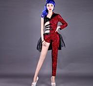 moderno cantante juegos de baile uniforme ds traje atractivo