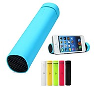 Portable Multifunction Wireless Bluetooth Speaker With Built-in 4000mAh Capacity Power Bank Supports Handsfree Functions