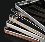 BASEUS® Ultrathin Aerospace Aluminum Alloy Bumper Frame Hard Case for Samsung Galaxy Note 4