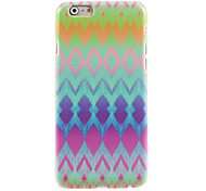 Dreamlike Colorful Design Hard Case for iPhone 6