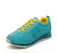Chao Xi CAX New Female Flats Cherry Luminous Shoes