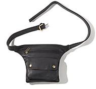 Unisex's New Style Black Waist Bag