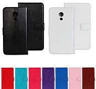 Solid Color PU Leather Full Body Protective Cover with Stand for Motorola MOTO G2(Assorted Color)