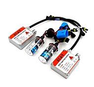 ECAR Quality E3035 9004-2 9007-2 12V 35W HID Xenon Lamp Conversion Kit Set