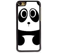 Panda Design Aluminum Hard Case for iPhone 5C