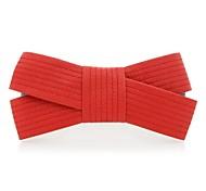 Cintura nodo grande farfalla moda femminile